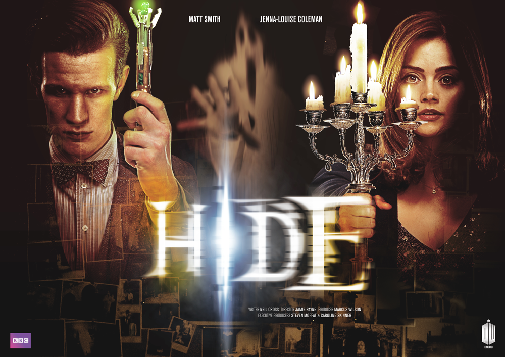Doctor Who Hide