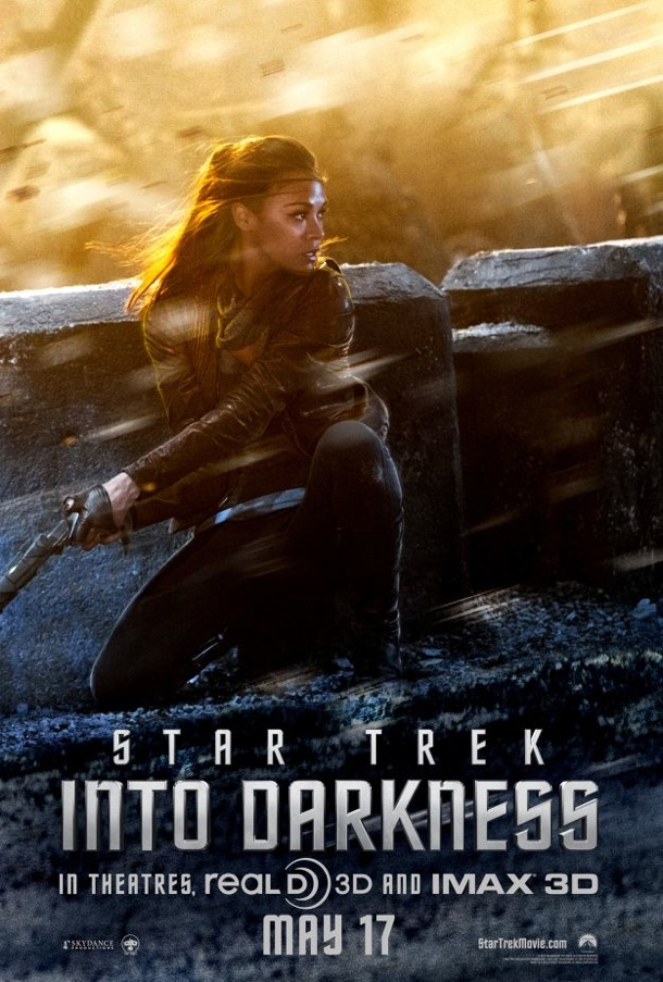 Star Trek Into Darkness Uhura