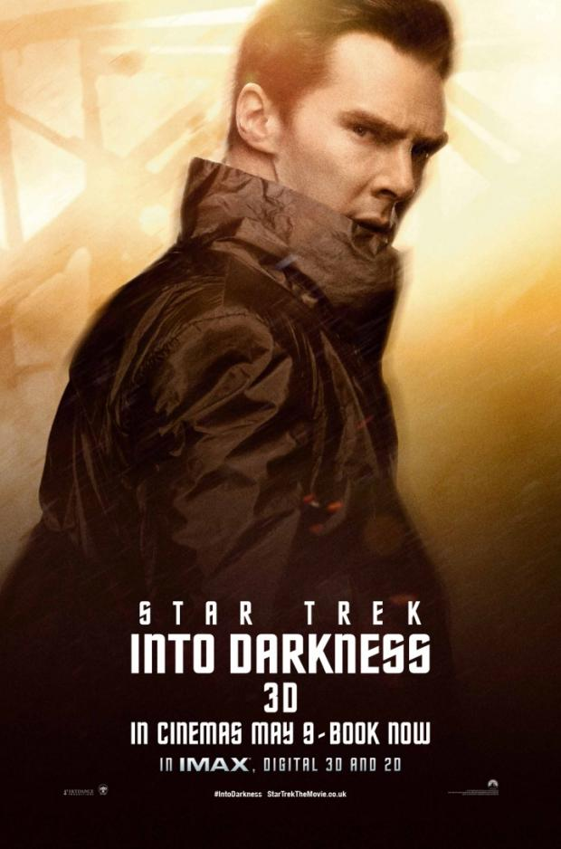 Star Trek Into Darkness - Harrison