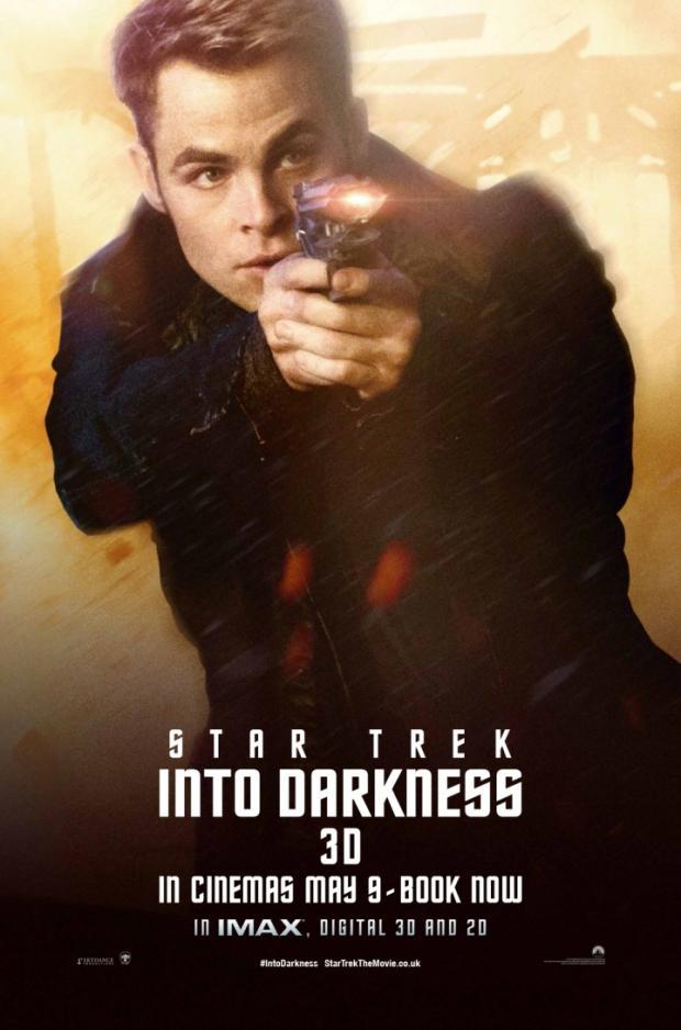 Star Trek Into Darkness kirk 1