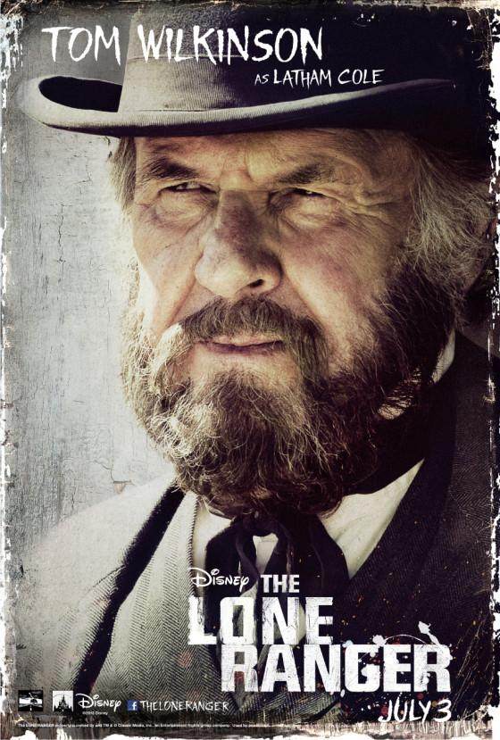 The Lone Ranger Latham Cole