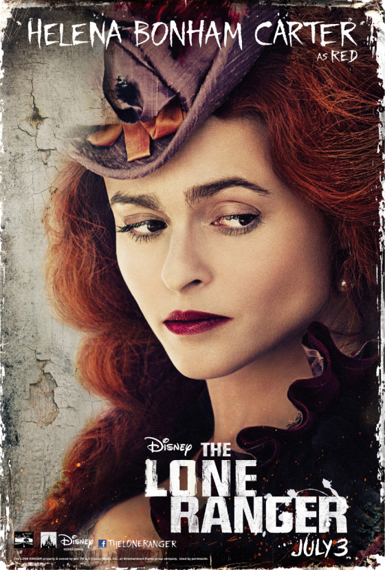 The Lone Ranger Red