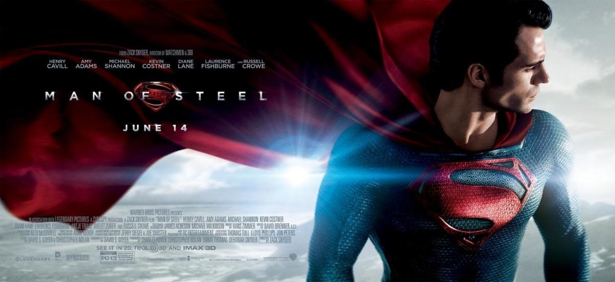 Man of Steel Banner 1