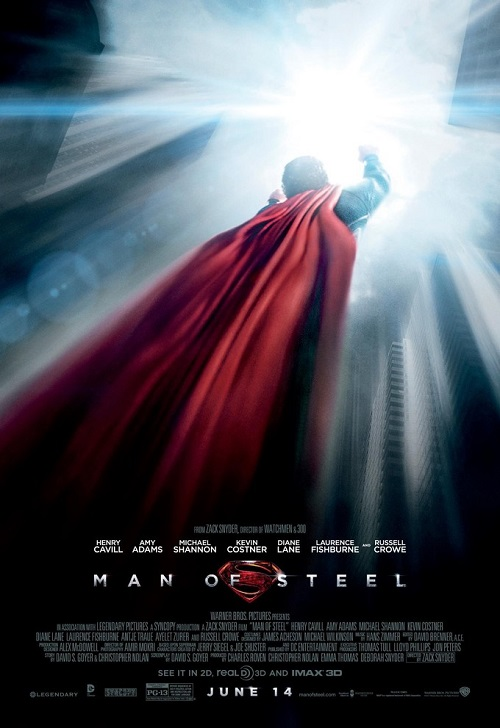 «Человек Из Стали» — 2013