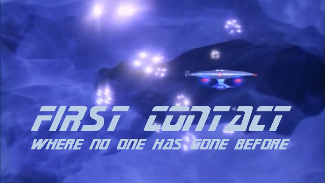 Where No One Has Gone Before