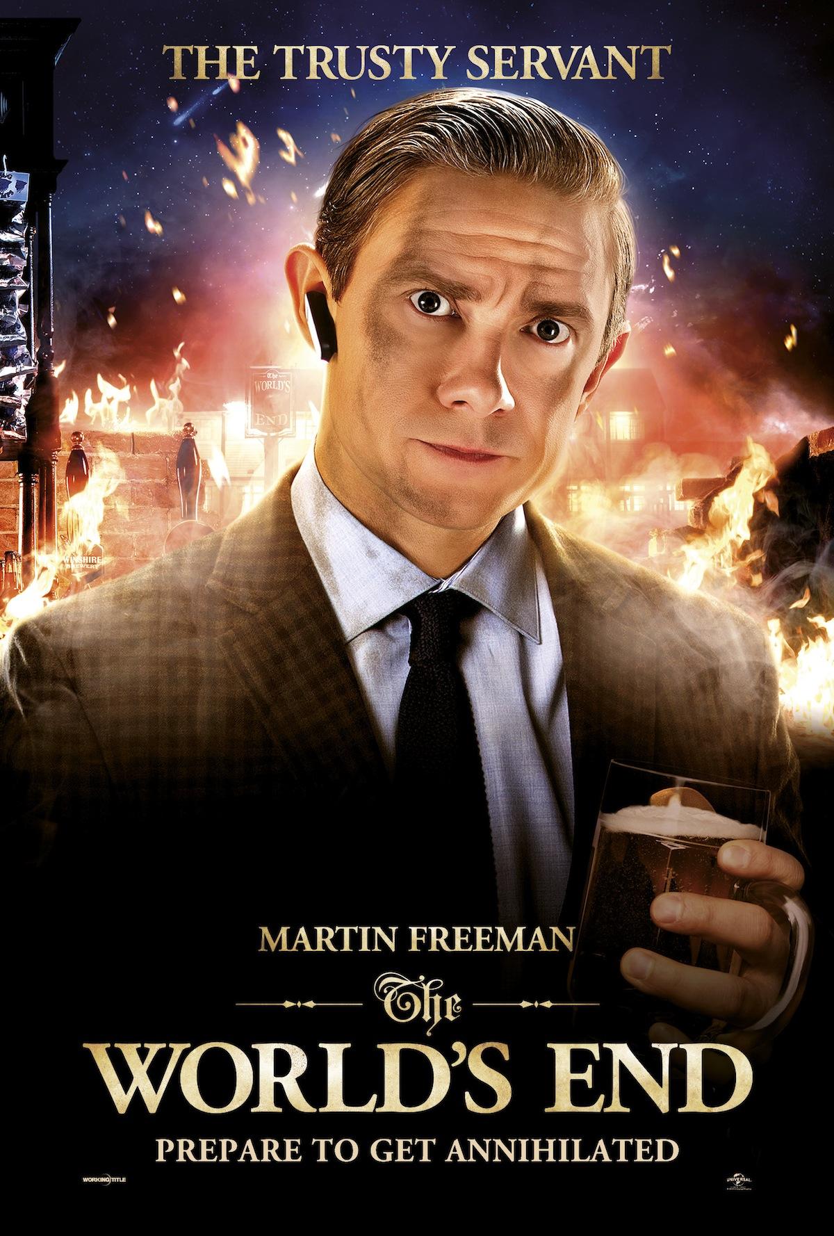 Martin Freeman The World's End