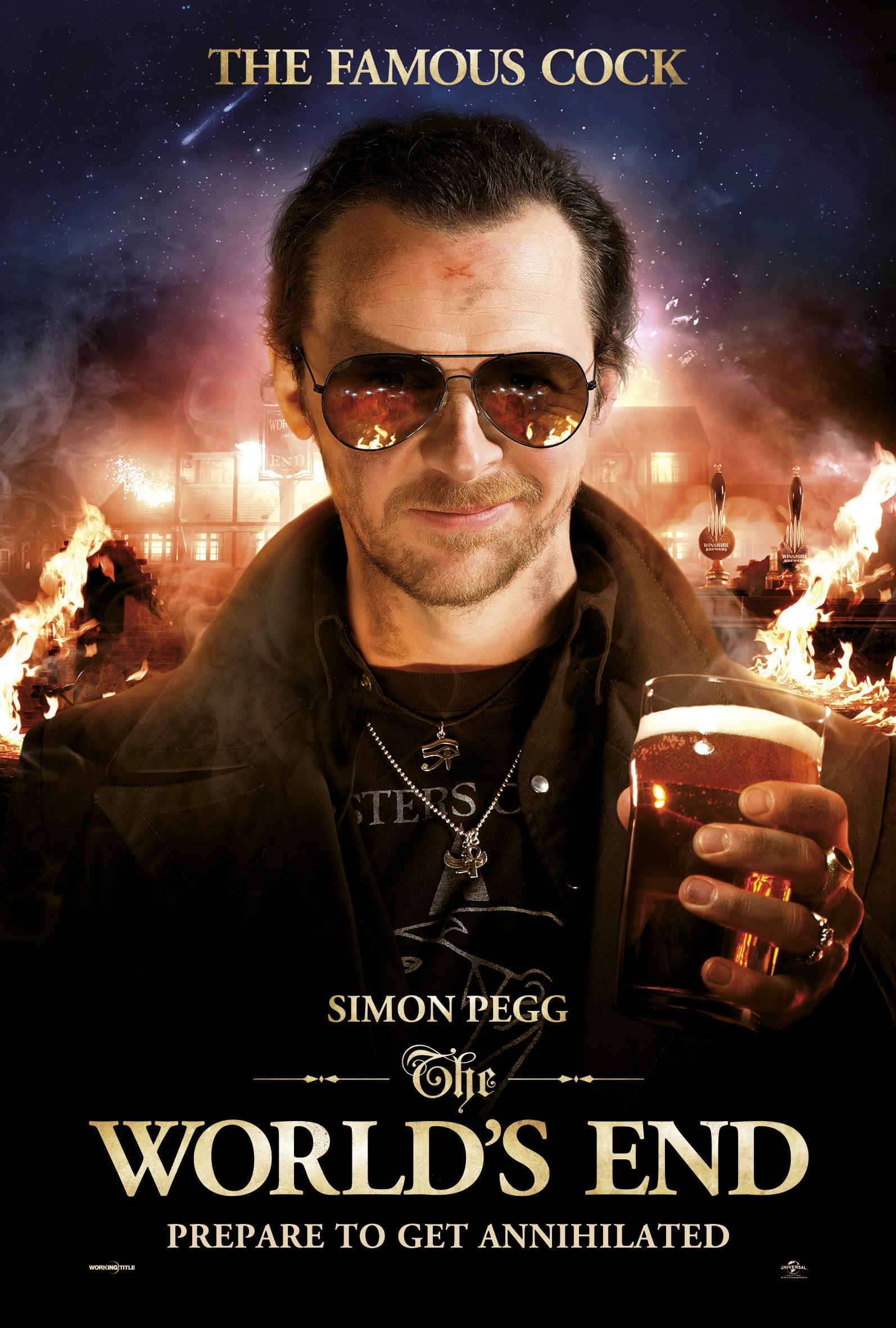 Simon Pegg The World's End