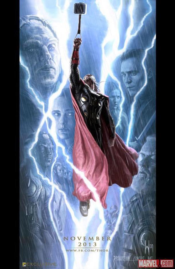 Thor Comic Con