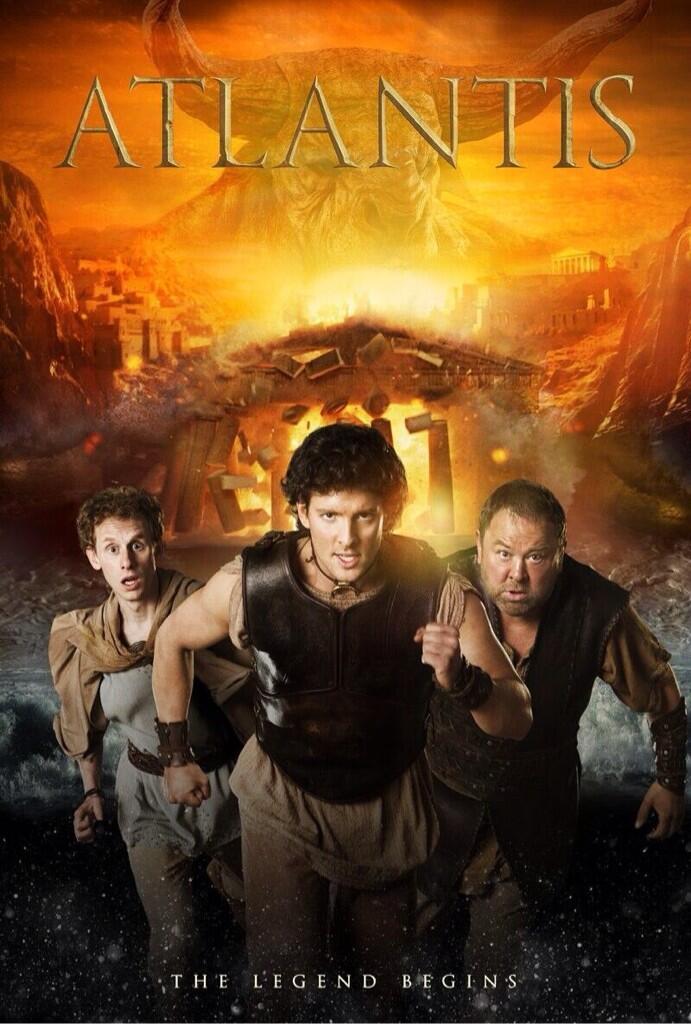 BBC Atlantis poster