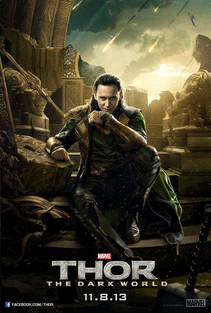 Loki Thor The Dark World