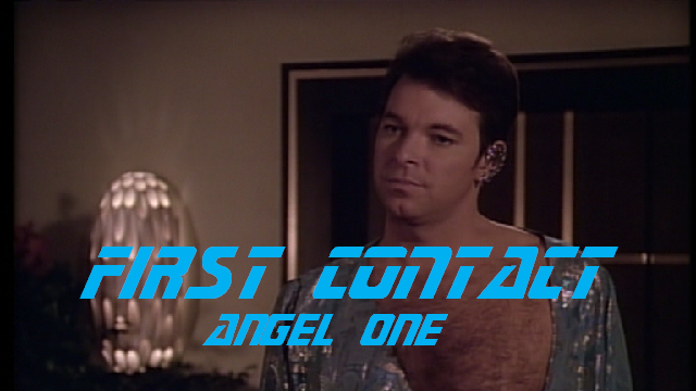 First Contact -Angel One