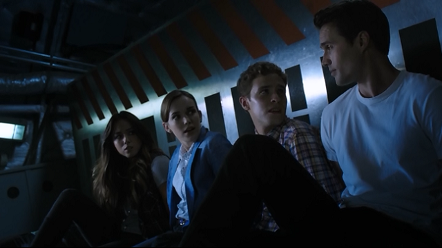 Agents of SHIELD - 0-8-4