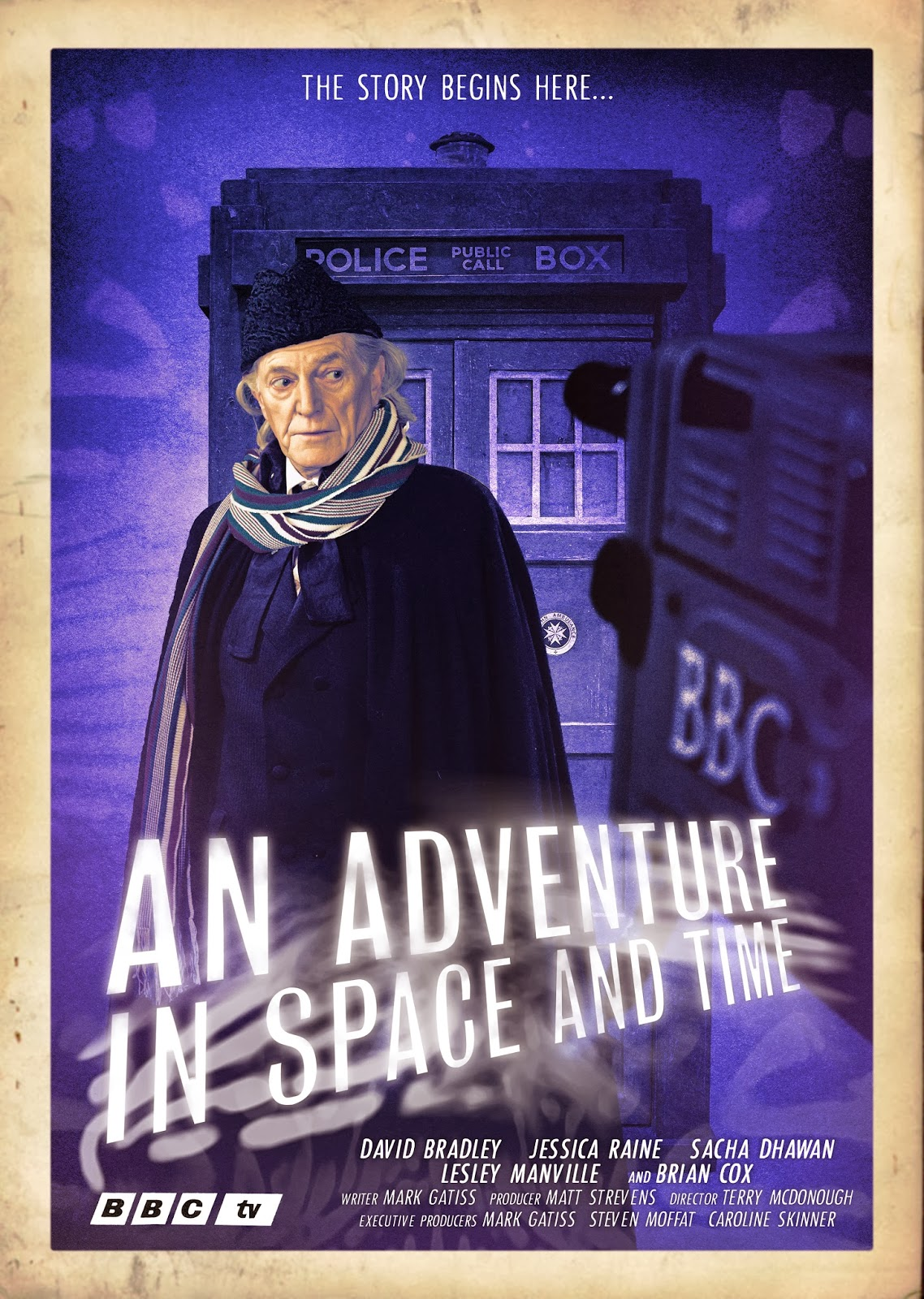 An Adventure in Space and Time poster 1