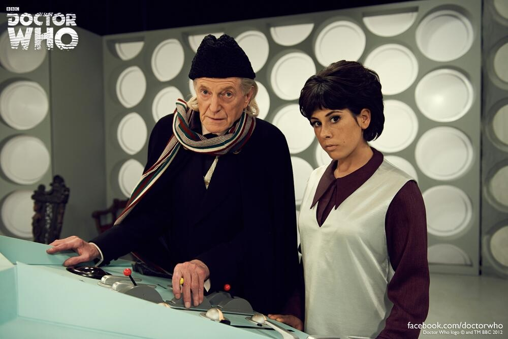 An Adventure in Time and Space 1