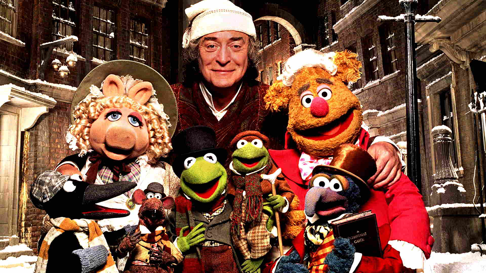 the muppets christmas carol ending a relationship