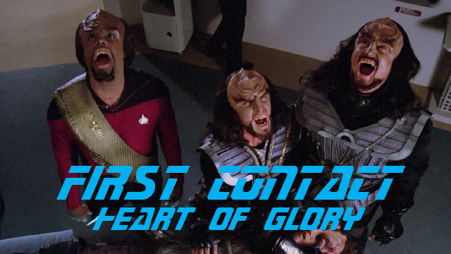 First Contact - Heart of Glory