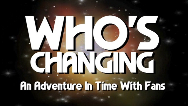 Who's Changing title card