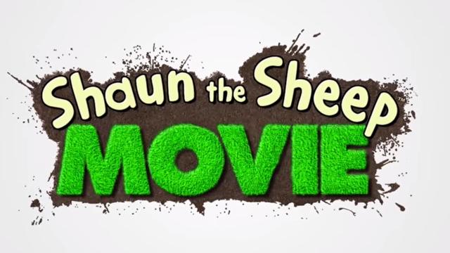 Shaun the Sheep title Card