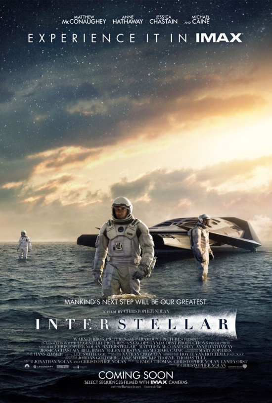 interstellar poster 3
