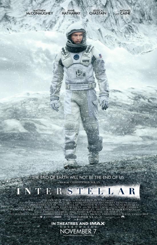 interstellar poster 4