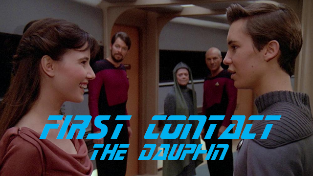 First Contact The Dauphin