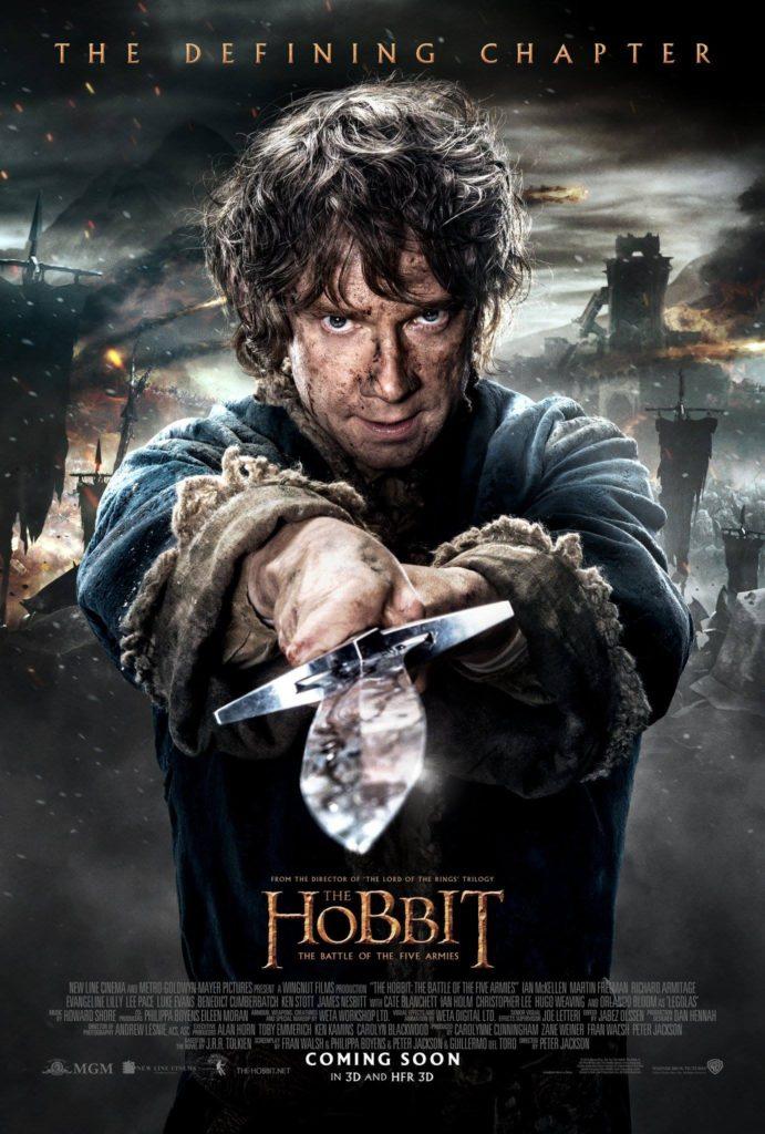 Hobbit Battle of Five Armies Bilbo