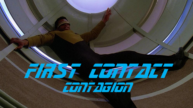 First Contact Contagion