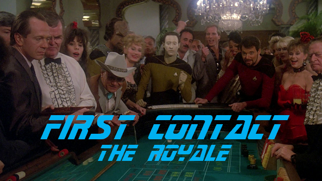 First Contact The Royale