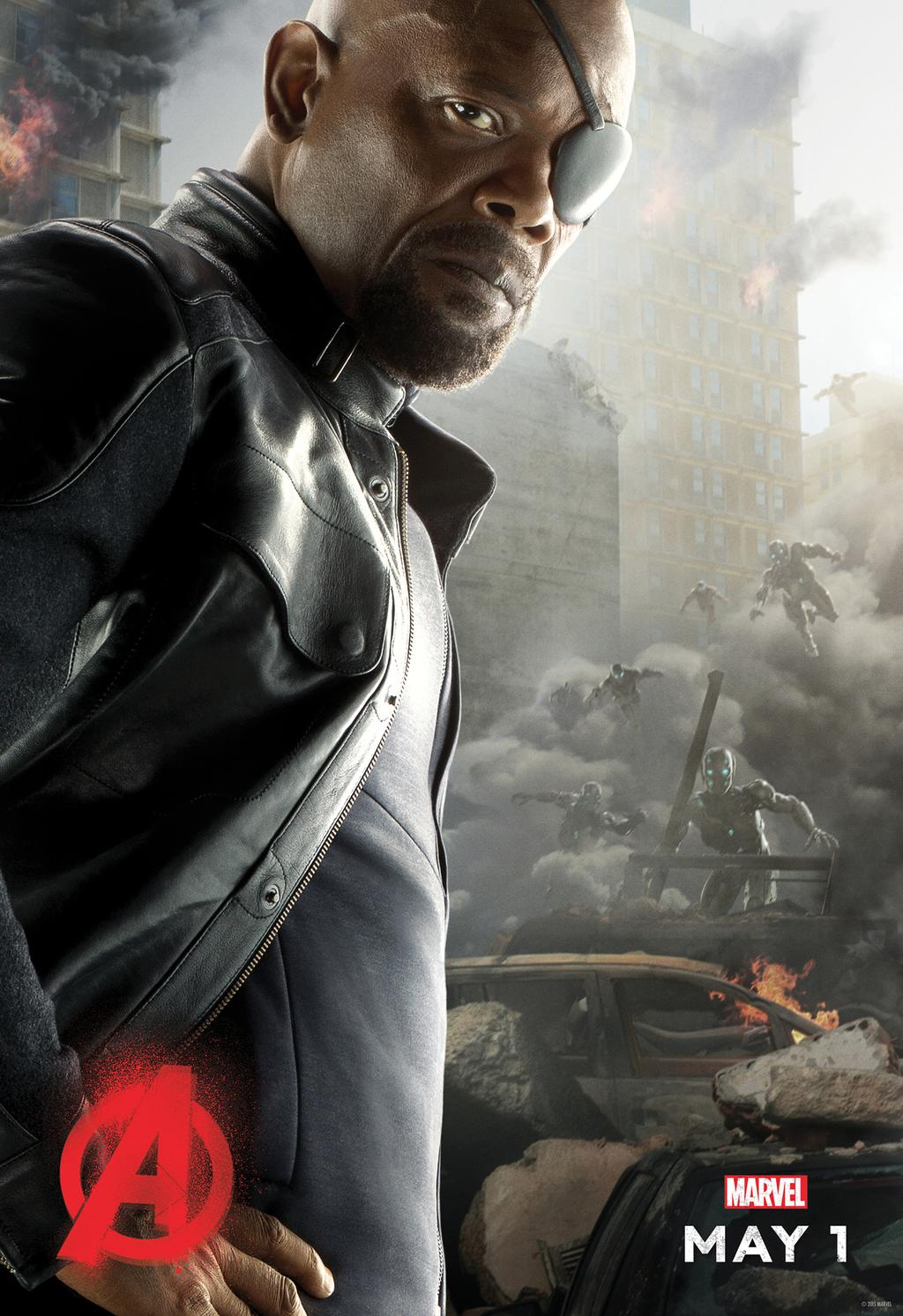 Age of Ultron Fury poster