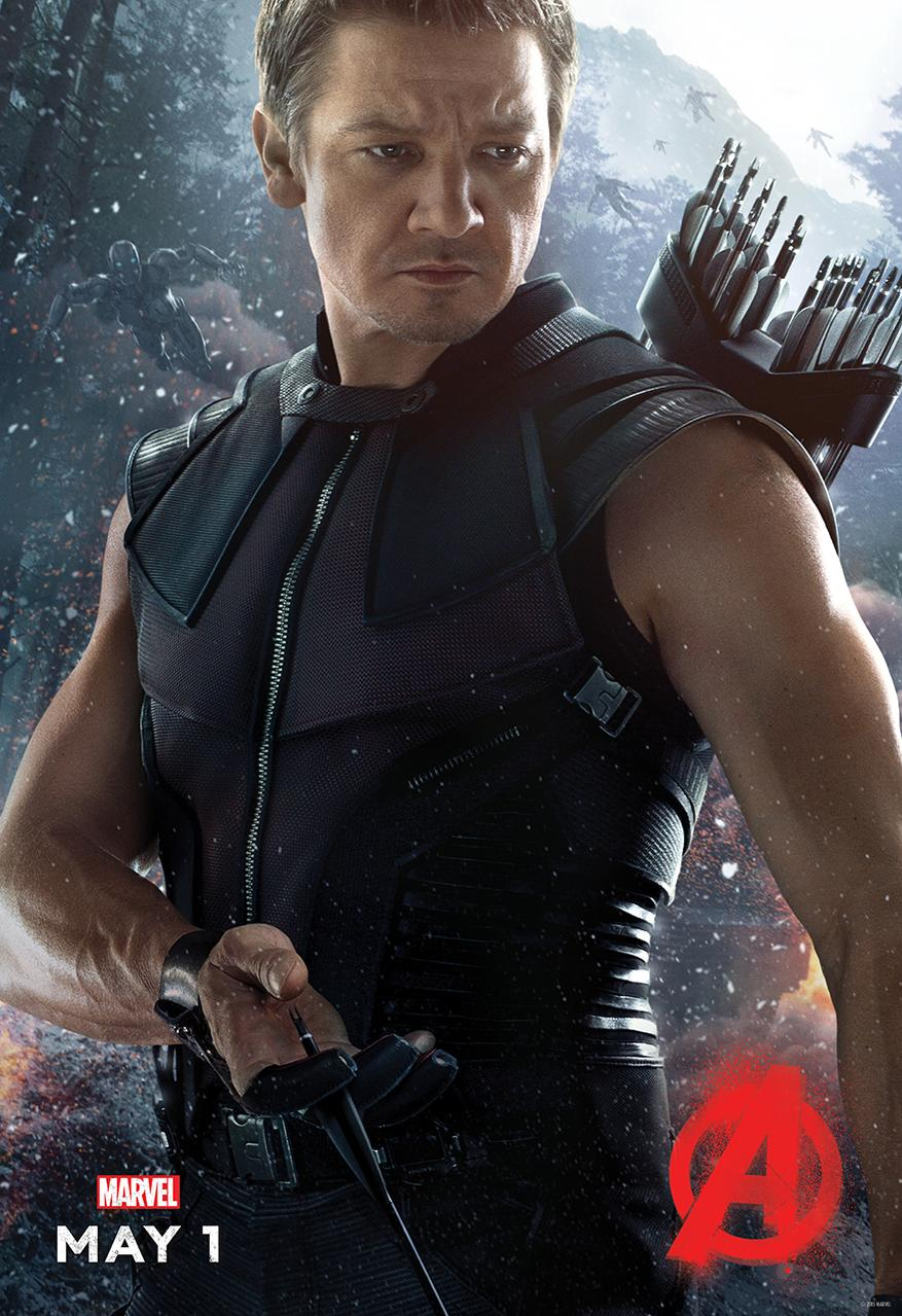 Age of Ultron Hawkeye
