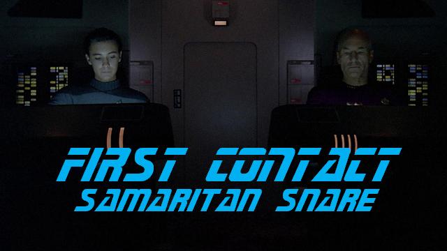 First Contact Samaritan Snare