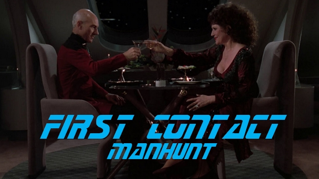 First Contact Manhunt