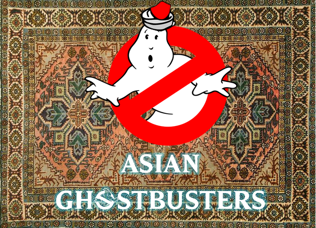 asian ghostbusters
