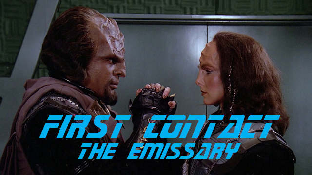 First Contact The Emissary