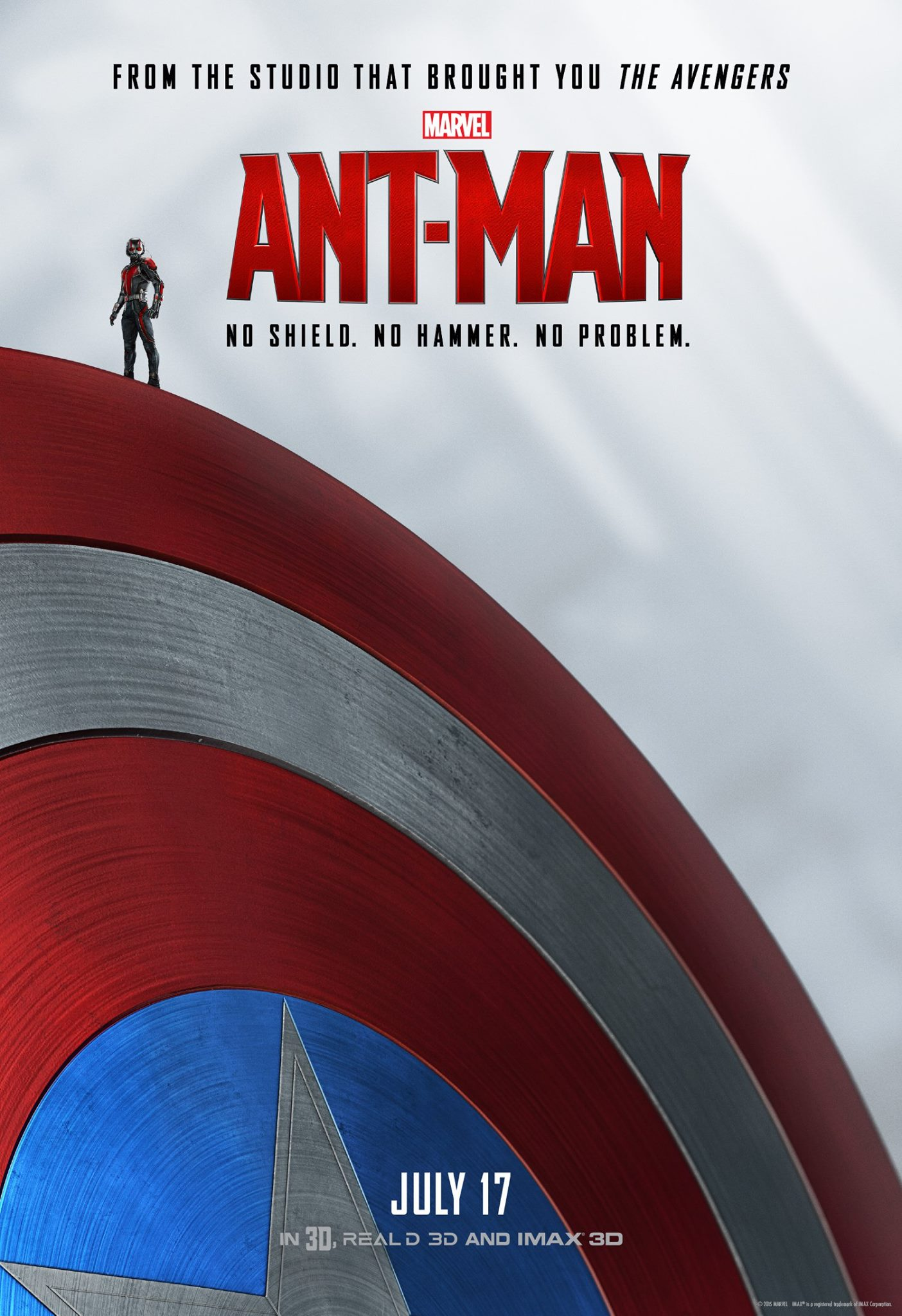 Ant-Man Captain America poster