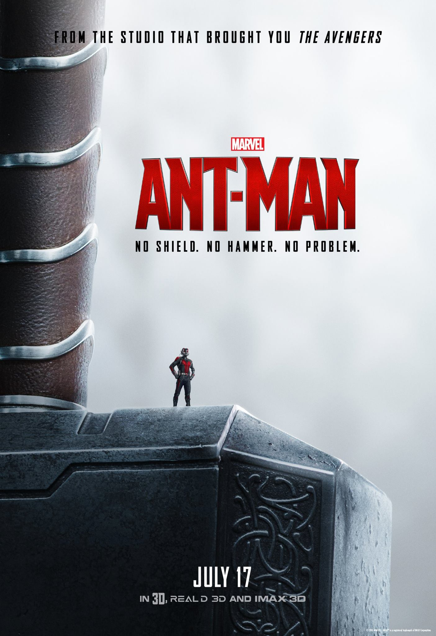 Ant-Man Thor poster