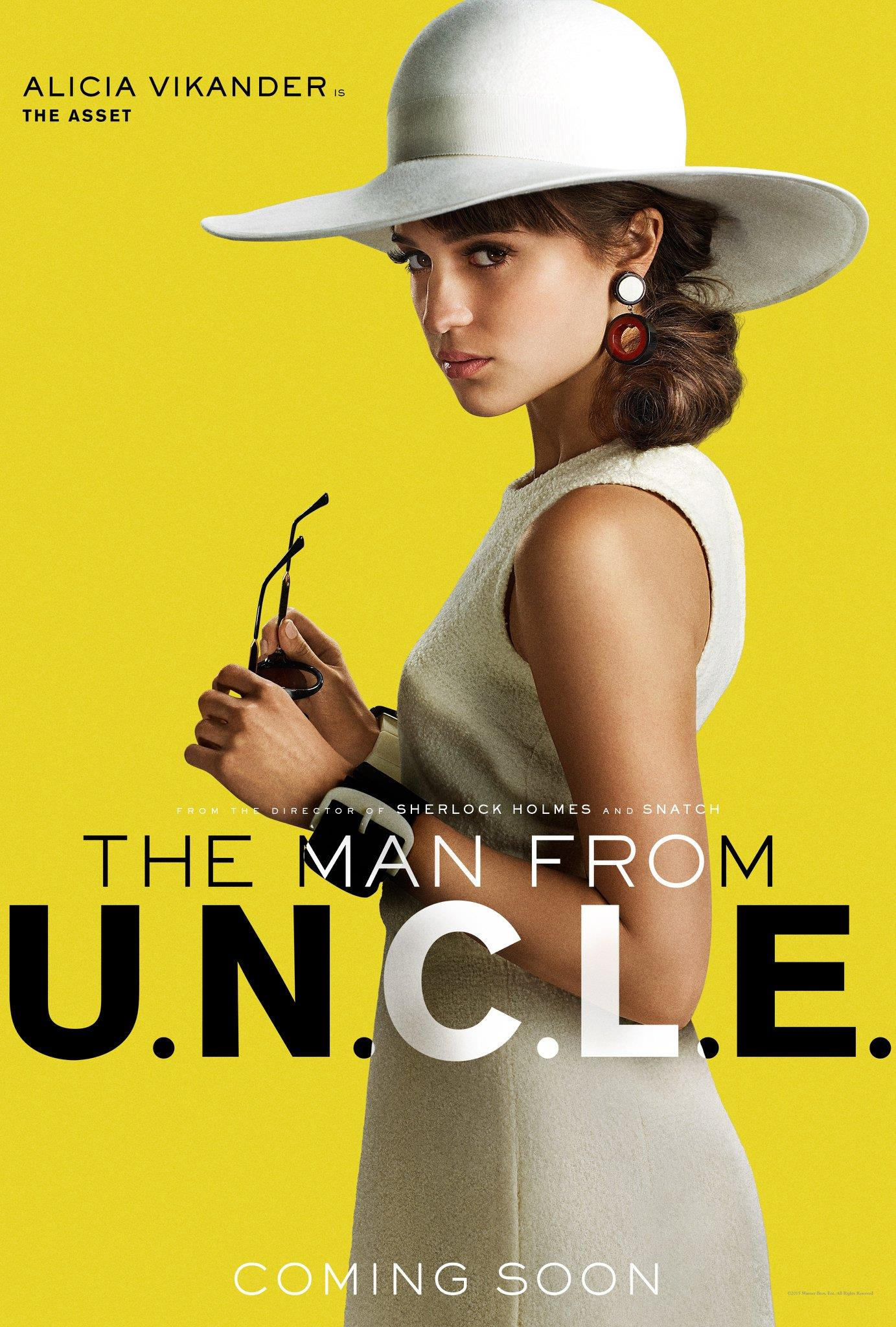 Man from UNCLE Gaby Teller
