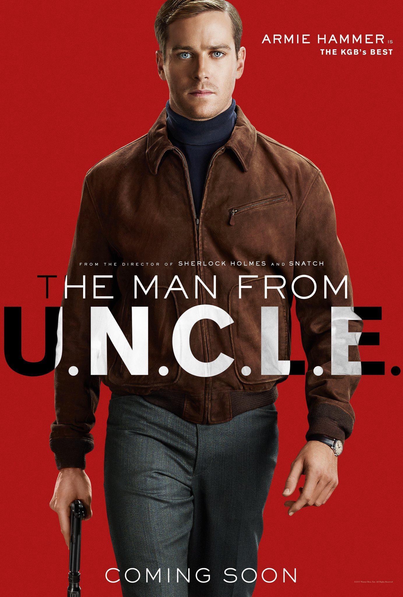 Man from UNCLE Illya Kuryakin