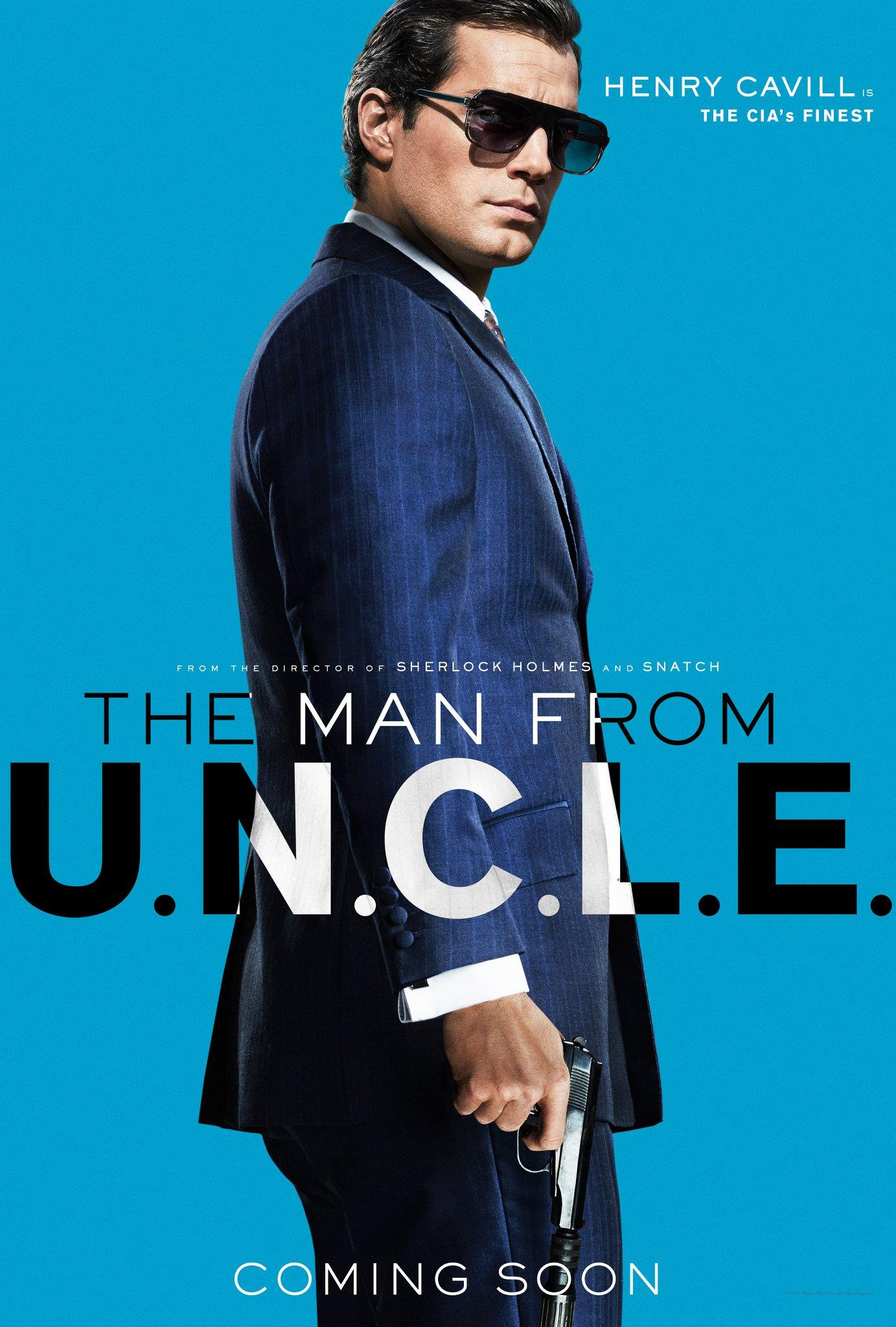 Man from UNCLE Napoleon Solo