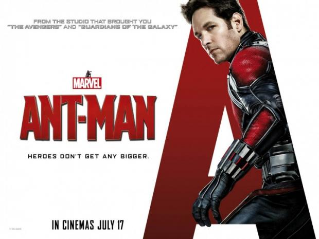 ant man small poster