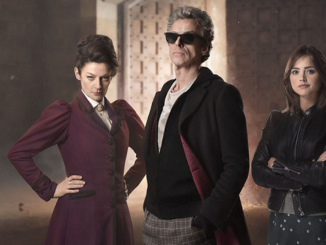 Doctor Who The Magician's Apprentice