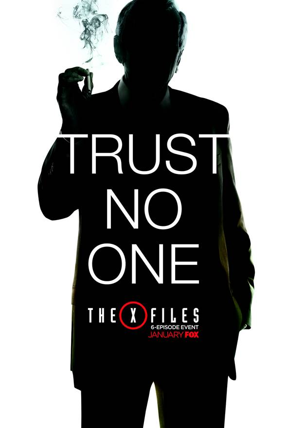 The X-Files Trust No One