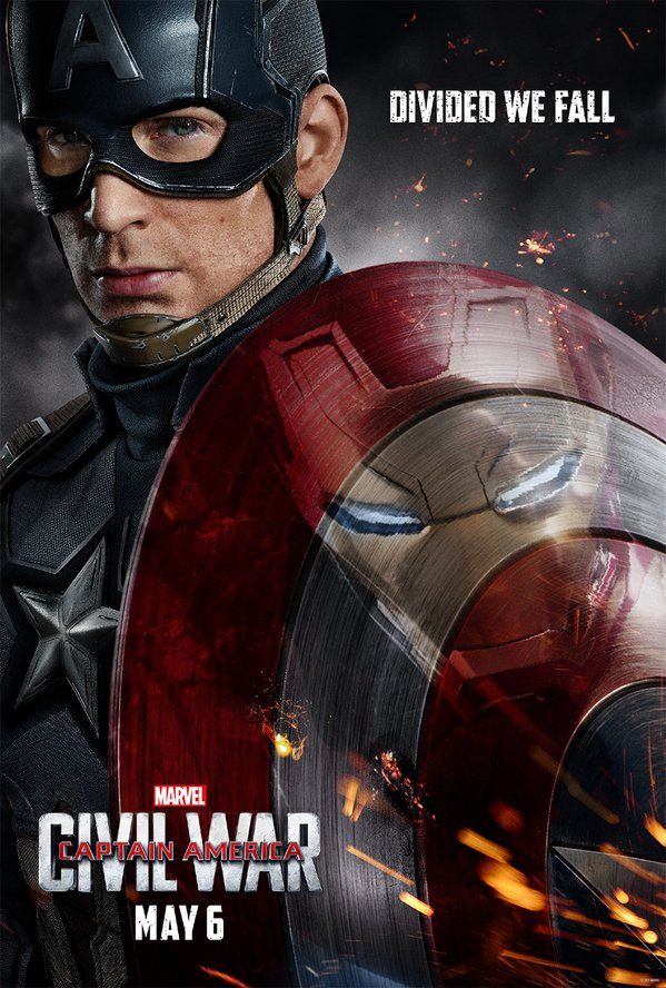 Captain America Civil War 2