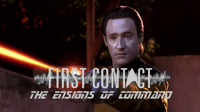First Contact The Ensigns of Command