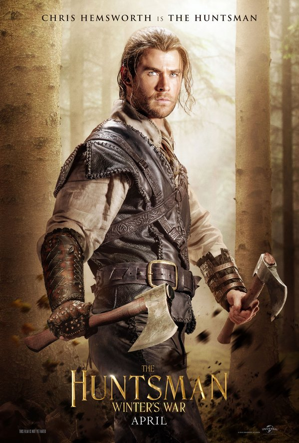 The Huntsman Chris Hemsworth