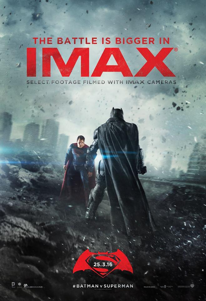 Batman v Superman IMAX