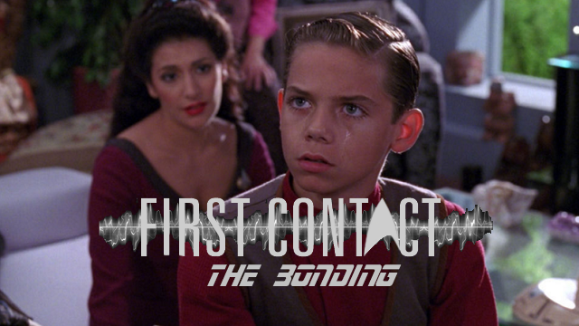 First Contact The Bonding