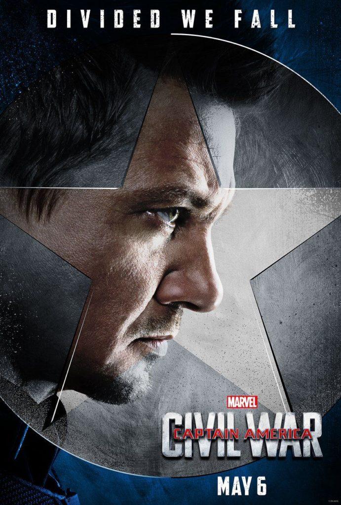 Team Cap Hawkeye