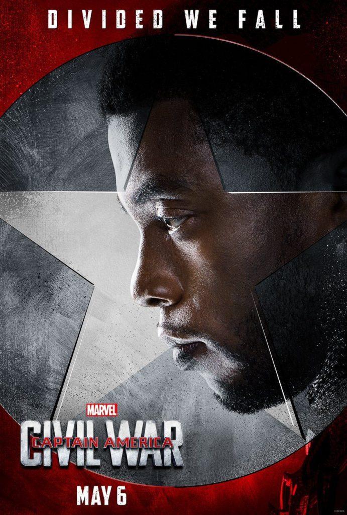 Team Iron Man Black Panther