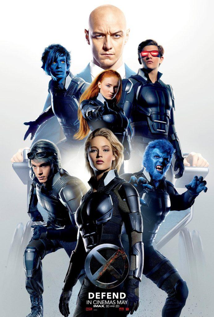 X-Men Apocalypse X-Men